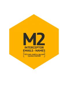 M2 Interceptor Emails - Names